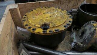 Wheel reducer for HANOMAG 55D