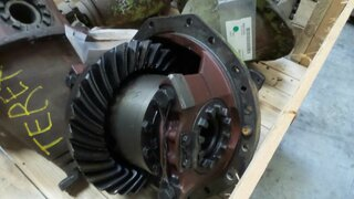 Differential rear axle for TEREX 3066C