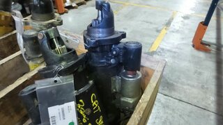 Starter motor for CATERPILLAR 773B