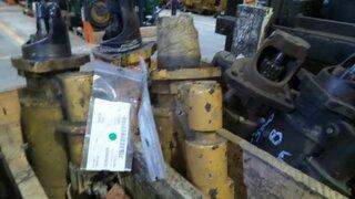 Starter motor for CATERPILLAR D4D