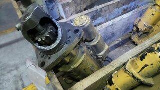 Starter motor for CATERPILLAR 980C
