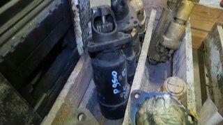 Starter motor for CATERPILLAR 345B
