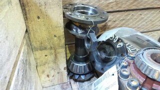 Bevel gear for LIEBHERR A902LI