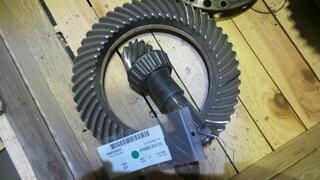 Bevel gear for JCB 425