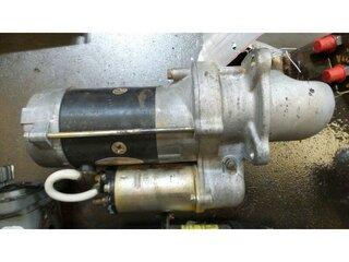 Starter motor for FIAT KOBELCO G110