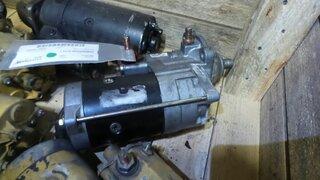 Starter motor for CATERPILLAR 924F
