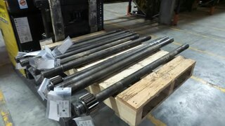 Wheel shaft for CATERPILLAR D350C