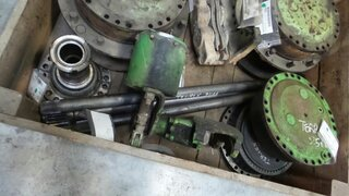 Used TEREX parts