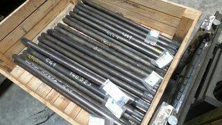 Wheel shaft for TEREX 3066C