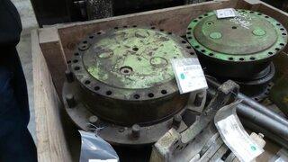 Wheel hub for TEREX 2566