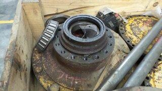 Wheel hub for HANOMAG 44C