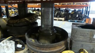 Wheel spindle for CATERPILLAR 773B