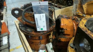 Wheel spindle for CASE 688PB