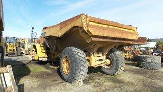 Axle housing for CATERPILLAR 735