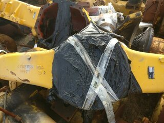 Axle housing for VOLVO L90
