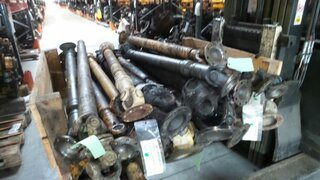 Drive shaft for LIEBHERR A312