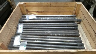 Drive shaft for LIEBHERR L554