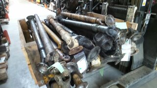 Drive shaft for LIEBHERR A308