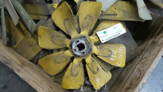 Fan for LIEBHERR A312