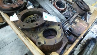 Gearbox for CASE 488P