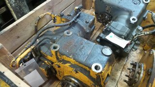 Gearbox for LIEBHERR A312