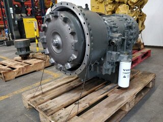 Gearbox for VOLVO A30D