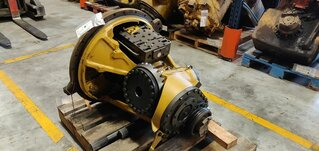 Gearbox for CATERPILLAR D5H