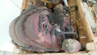 Gearbox for FIAT ALLIS BD12