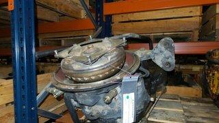 Gearbox for FIAT KOBELCO G110