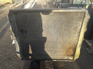 Water cooler for FIAT HITACHI EX285