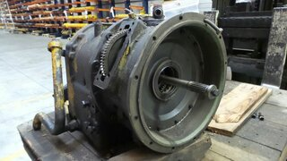 Gearbox for FAUN F85