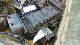 Gearbox for CASE 1088P