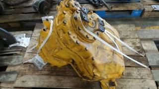 Transfer gear for VOLVO A25D