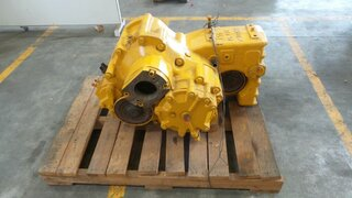 Transfer gear for VOLVO A35