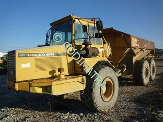 Transfer gear for VOLVO A25B