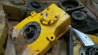 Transfer gear for MECALAC 11CX