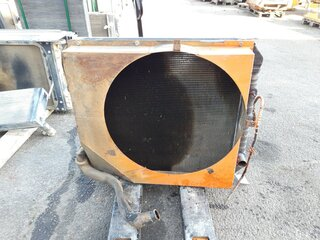 Water cooler for FIAT HITACHI EX255