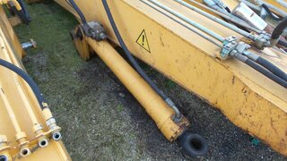 Stick cylinder for LIEBHERR A904