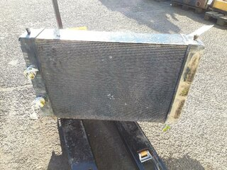 Water cooler for VOLVO A25D