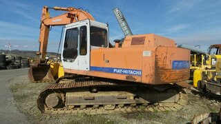 Water cooler for FIAT HITACHI FH200LC