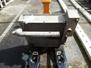 Water cooler for LIEBHERR R312
