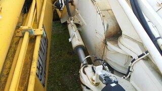 Offset cylinder for VOLVO EC210B