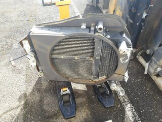 Water cooler for MECALAC 12MTX