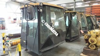 Complete cabin for CATERPILLAR 950H
