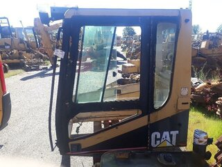 Cabin structure for CATERPILLAR 320B