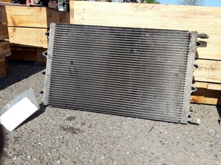 Radiator cooling for CASE CX160