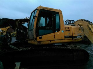 Cabin structure for HYUNDAI R210LC-7
