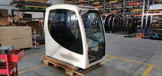 Cabin structure for DOOSAN - DAEWOO DX340LC