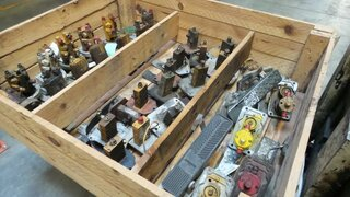 Joystick for LIEBHERR A912LI