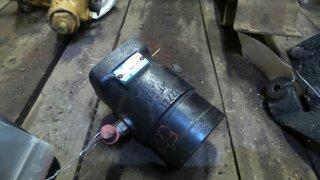 Steering unit for CATERPILLAR 428B